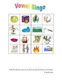 Vowel Bingo i vs. I