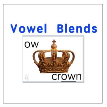 Vowel Blends: Posters