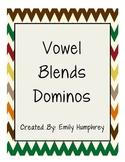 Vowel Blends (Vowel Teams) Dominos