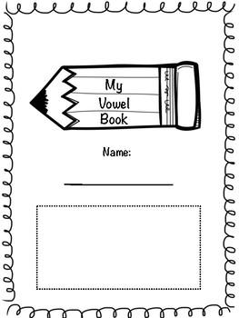 Vowel Book