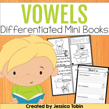 Vowels Books