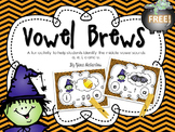 Vowel Brews FREE {Missing Vowels Activity}