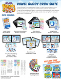 Vowel Buddy Crew Suite - Save 20% with this Bundle!