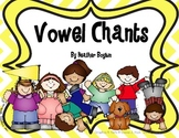 Vowel Chants for Long and Short Vowels English and Spanish