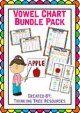 Vowel Chart Bundle Pack