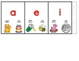 Vowel Chart {Short and Long Vowels w/ Pictures}