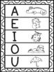 Vowel Chart for Writer's Workshop Unit 2