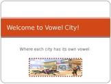 Vowel City