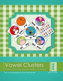 Vowel Clusters and R-Controlled Vowel Posters/Printables