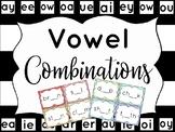 Vowel Combination Centers