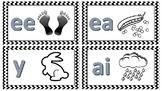 Vowel Combination Poster