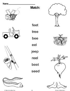 Vowel Combinations