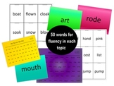 Vowel Combinations & Digraphs Blending Pack