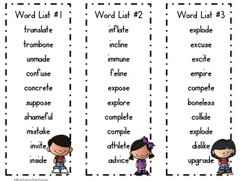 Vowel Consonant Silent E Syllables (vce syllables)