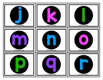 Vowel Consonant Spin (or Grab)