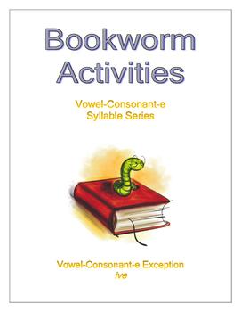 Vowel-Consonant-e Syllable Exception -ive