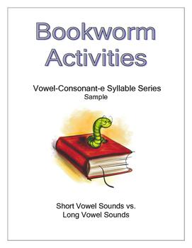 Vowel-Consonant-e Syllable Sample - Short Vowel Sounds vs