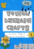 Vowel Digraph (Blends) Craftivities