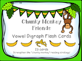 Vowel Digraph Flash Cards