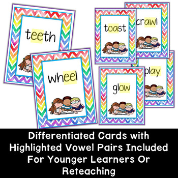 Vowel Digraphs Game updated