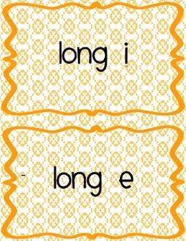 Vowel Digraph IE Sort