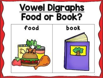 Vowel Digraph {OO}