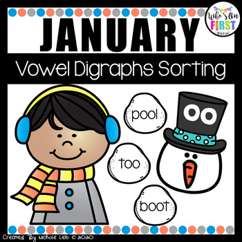 Vowel Digraph Sorting January
