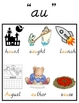 Vowel & Digraph Sound Posters