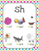 Vowel & Digraph Visual Sound Posters