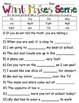 Vowel Digraph Word Work Activities Pack VOLUME 2  - Common Core Aligned