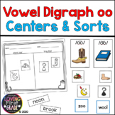 Vowel Digraph oo Center & Sorts