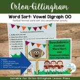 Vowel Digraph oo