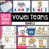 Vowel Teams & Diphthongs Word Building Centers