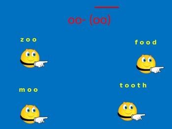 Vowel Digraphs OO,EW,OU