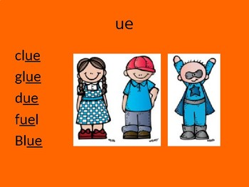 Vowel Digraphs Powerpoint PPT