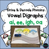 Vowel Digraphs & Trigraphs Activity ai, ee, igh, oa