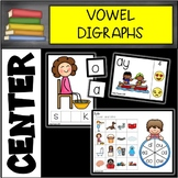 Vowel Digraphs Centers with Printables
