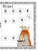 Vowel Dinosaur small group game