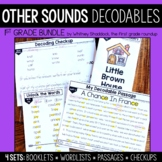 Vowel Diphthongs and Other Sounds Decodable Texts BUNDLE