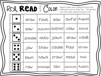 Worksheets for first grade