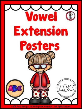 Vowel Extension Posters