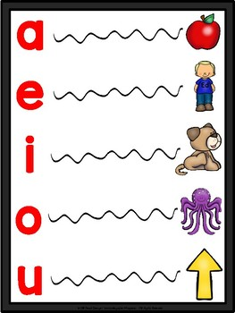 Phonics - Vowel Extension Posters