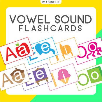 Vowel Flashcards