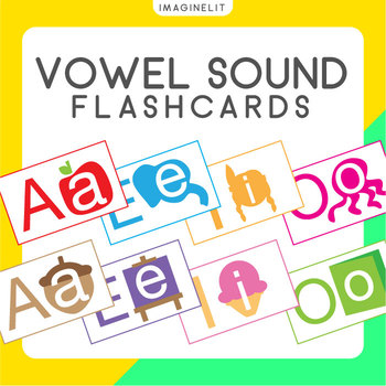 Vowel Flashcards
