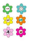Vowel Flowers