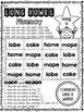 Vowel Fluency: Long O {CVCe Words}