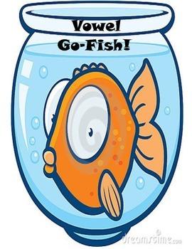 Vowel GO-FISH!