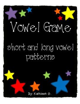 Vowel Game
