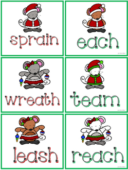Vowel Games Elves Play - Regular and Irregular Vowels