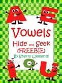 FREE DOWNLOAD : Vowels FREEBIE